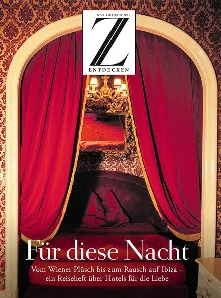 Just for the Night for DIE ZEIT